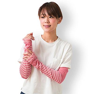 日本SHF 冷感防曬抗UV袖套