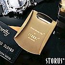 美國STORUS 聰明卡片錢夾 專利時尚設計-霧面金 鈔票夾 信用卡 名片夾 西裝配件