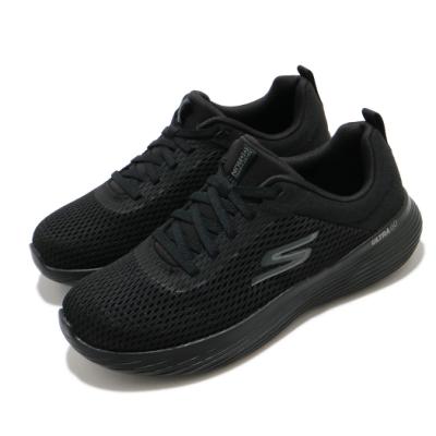 Skechers 慢跑鞋 Go Run 400 V2-Scion 女鞋 輕量 避震 緩衝 支撐 透氣 回彈 黑 128003BBK