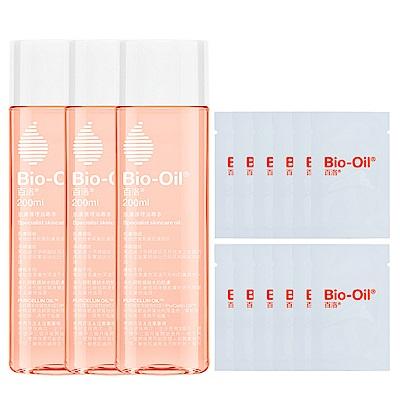Bio-Oil百洛 護膚油 200 ml( 3 入)