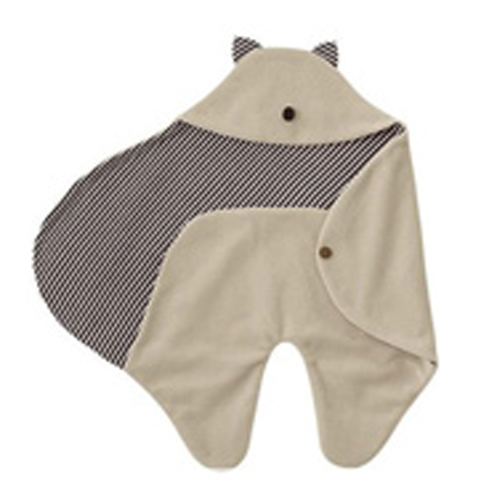 多功能外出抱毯嬰兒包巾