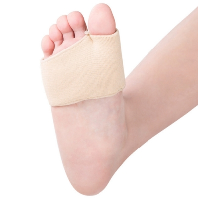 JHS杰恆社abe050現貨螺紋拇指外翻護理套腳前掌加厚超軟拇指保護套高跟鞋前掌墊