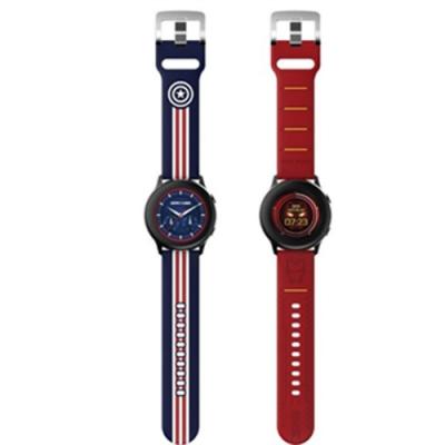 SAMSUNG Galaxy Watch Active 專用錶帶-鋼鐵人