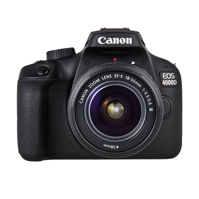 CANON EOS 4000D+18-55mm III單鏡組 中文平輸