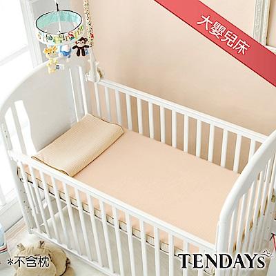 TENDAYS 水洗透氣嬰兒床墊(不含枕) 大單 6cm厚