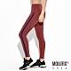 Mollifix 瑪莉菲絲 弧線律動訓練褲 (紅藜) product thumbnail 1