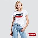 Levis T恤 女裝 短袖純棉TEE LOGO