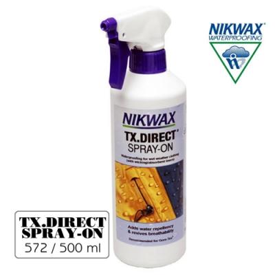【NIKWAX】噴式防水布料撥水劑 572-500ml