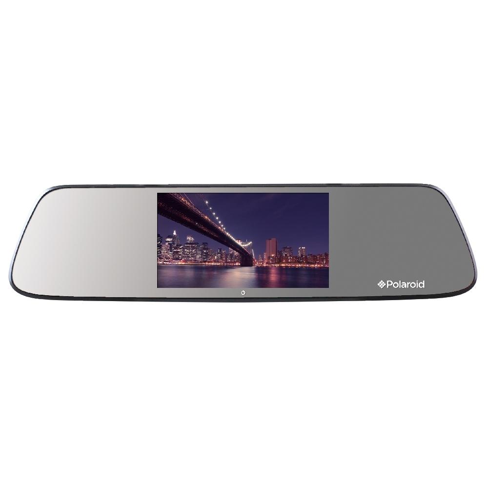Polaroid 寶麗萊 DE501GS 星光夜視 後視鏡行車記錄器-快
