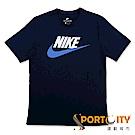 NIKE 男短袖上衣-BQ0592451-深藍