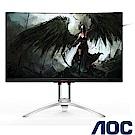 [無卡分期12期] AOC AGON AG322QC4 32型 VA 電競曲面電腦螢幕