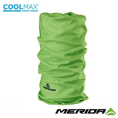 《MERIDA》美利達 Coolmax頭巾 綠 2309004094
