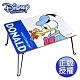 【迪士尼Disney】台灣製 舒壓 唐老鴨&奇蒂 摺疊桌 方桌 和室桌 兒童桌60x48x30cm product thumbnail 1