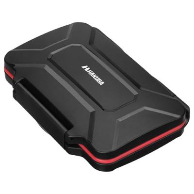 HAKUBA HARD MEDIA CASE XQD記憶卡盒6片(HA371581)