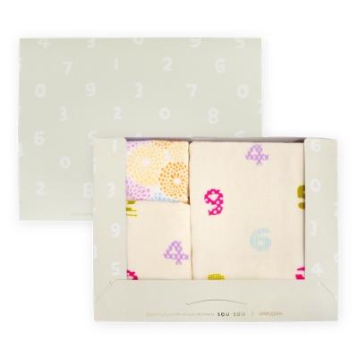 (YAHOO獨家)日本丸真SOU SOU京都新和風洗毛浴3件組禮盒