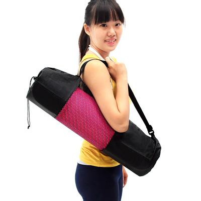 通用瑜珈網袋(直徑16CM)