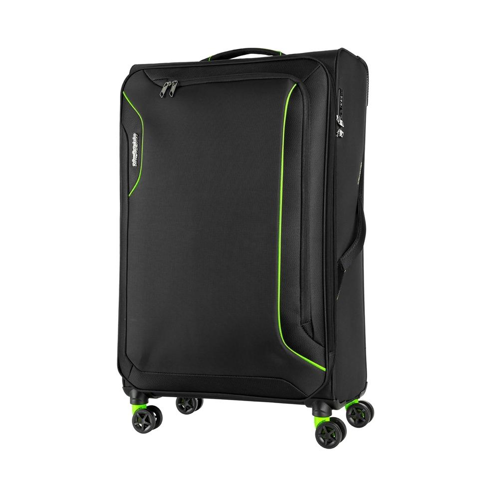 AT美國旅行者 27吋Applite 3.0S 輕量可擴充布面TSA飛機輪行李箱