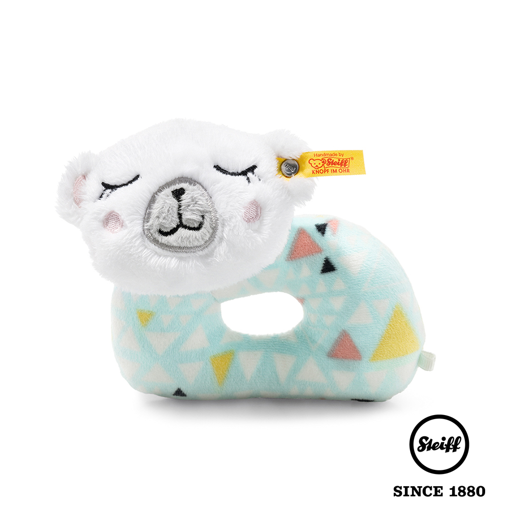 STEIFF 北極熊 Iggy Polar Bear(嬰幼兒手搖鈴) @ Y!購物