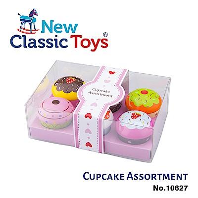 荷蘭New Classic Toys 蜜糖甜心杯子蛋糕 - 10627