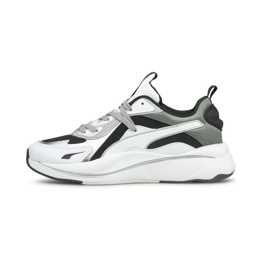 PUMA RS-Curve Glow Wns 女 休閒鞋 灰黑-37517401