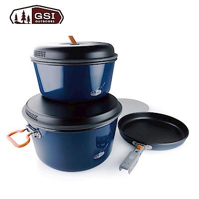 美國GSI Bugaboo Base Camper-Large 套鍋組