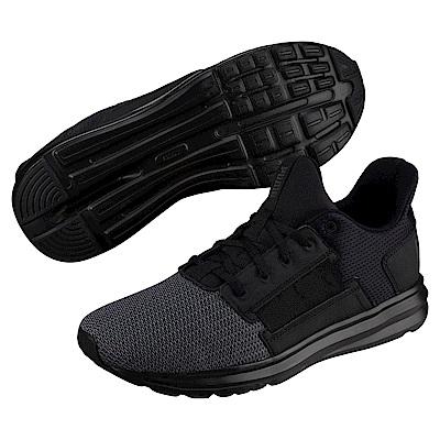 PUMA-Enzo Street男慢跑鞋-黑色