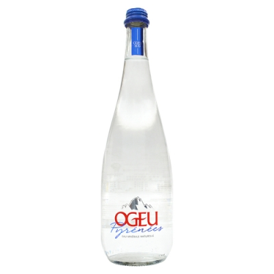 OGEU  礦泉水750ml(玻璃瓶)