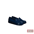 HUNTER - 女鞋-Refined樂福休閒鞋 - 月藍綠