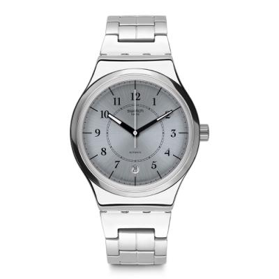 Swatch 金屬 Sistem51機械錶 SISTEM CHECK -42mm