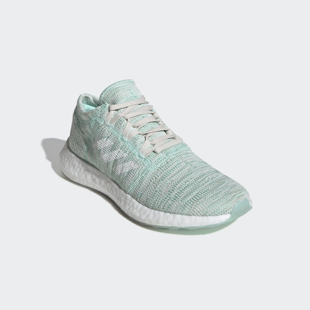 adidas PUREBOOST GO 跑鞋 女 B75827