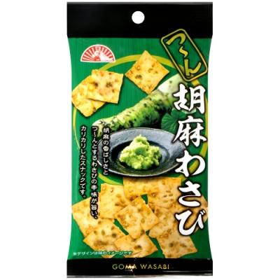 前田 芝麻芥末餅乾(38g)