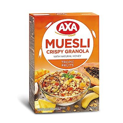 瑞典AXA 熱帶水果穀物麥片 375g