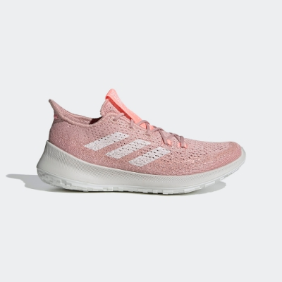 ADIDAS 透氣 舒適 運動 慢跑鞋 女鞋 粉 EF0325 SENSEBOUNCE+ SUMMER.RDY SHOES