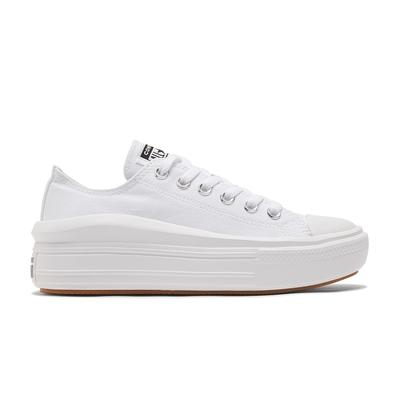CONVERSE CTAS MOVE 低筒 女鞋 休閒鞋 輕量鞋 增高鞋 白色-570257C