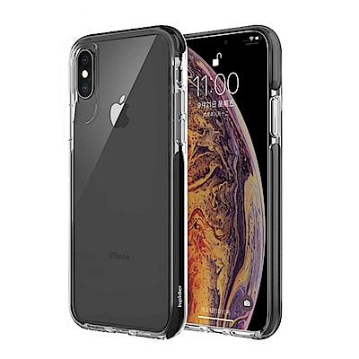 ispider清透系列iPhone X/XS(5.8)3.05米SGS防摔認證保護殼