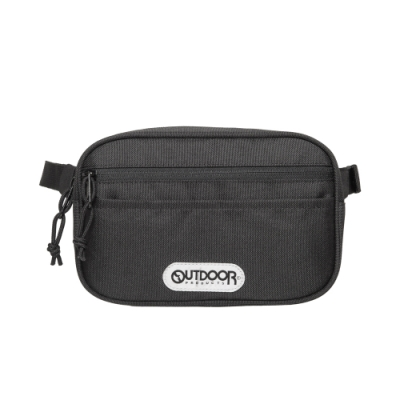 【OUTDOOR】腰包-黑色 OD291105BK