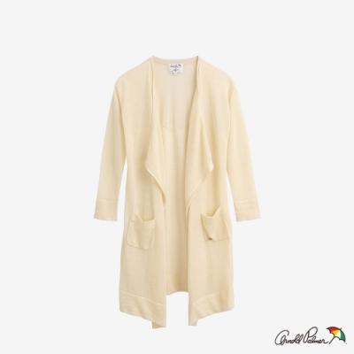Arnold Palmer-女裝-針織長版外套
