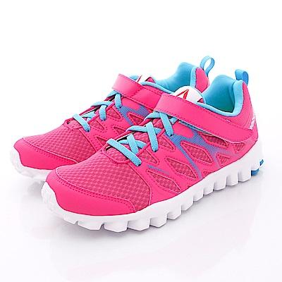 零碼-18cm Reebok頂級童鞋 運動鞋款 ON932桃