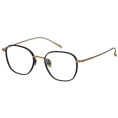 VEDI VERO 輕巧 光學眼鏡 (黑配金)