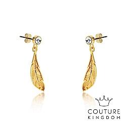 Disney Jewellery by Couture Kingdom 寶嘉康蒂鍍金耳環