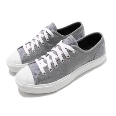 Converse 休閒鞋 Jack Purcell 運動 男女鞋 開口笑 基本款 簡約 情侶穿搭 舒適 灰 白 169613C