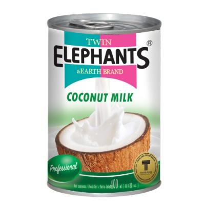 雙象地球牌 高濃度椰漿17-19%(400ml)