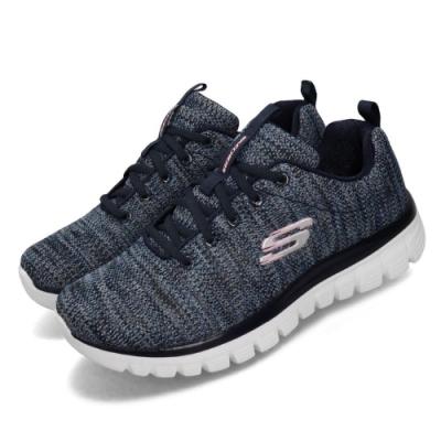 Skechers 慢跑鞋 Twisted Fortune 女鞋