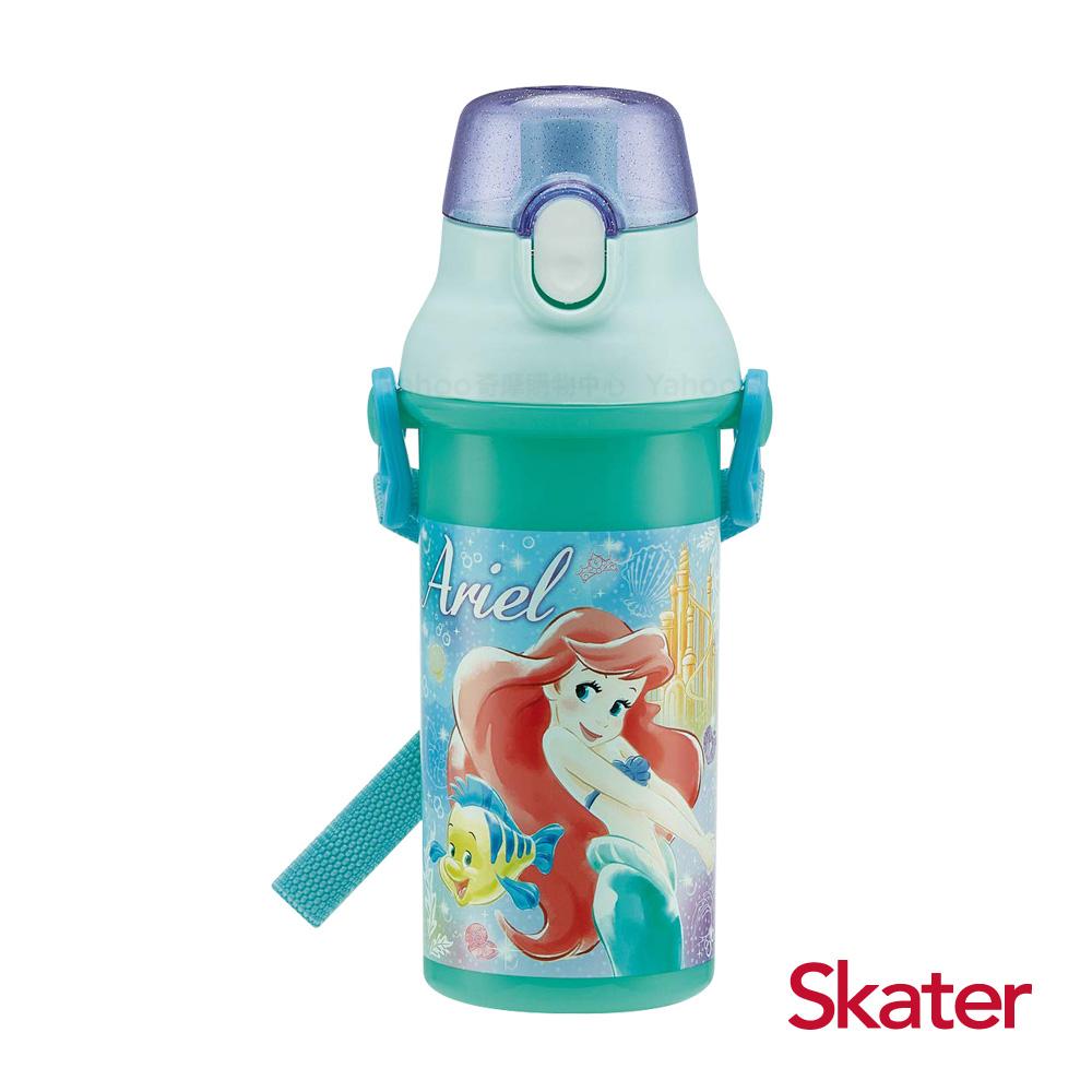 Skater直飲冷水壺 (480ml)小美人魚愛麗兒