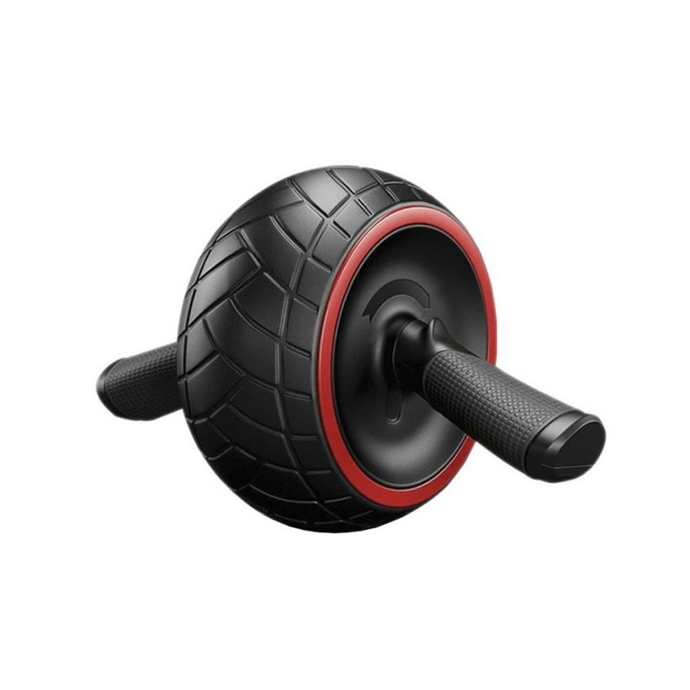【LOTUS】巨輪健腹輪 自動回彈 腹肌鍛鍊
