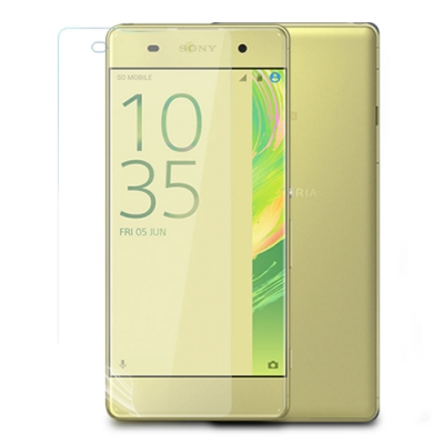 o-one大螢膜PRO Sony XA 滿版全膠保護貼超跑包膜頂級原料犀牛皮台灣製
