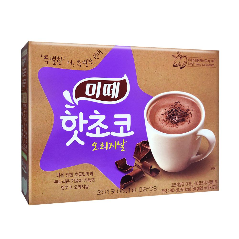 韓國Mitte 熱可可粉(30gx10包)