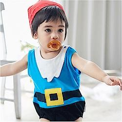 baby童衣 水果造型純棉包屁衣 附帽子 51015