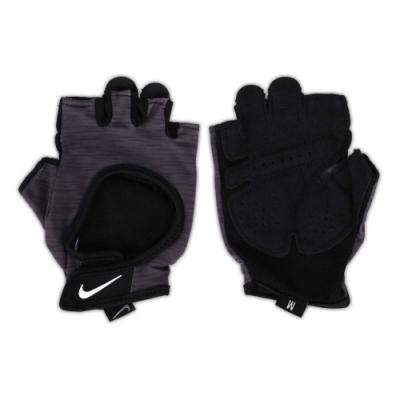 NIKE 女 子中階訓練手套 黑灰白