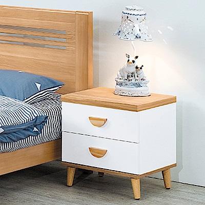 AS-席樂絲床頭櫃-48x40x49cm
